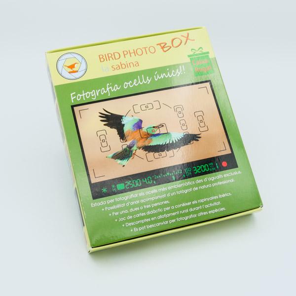 Bird Photo Box
