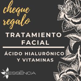 xec regal tractament facial àcid hialurònic. reafirma