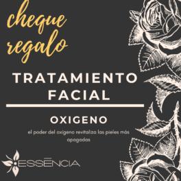 xec regal tractament facial oxigen anti-edat revitalitzant