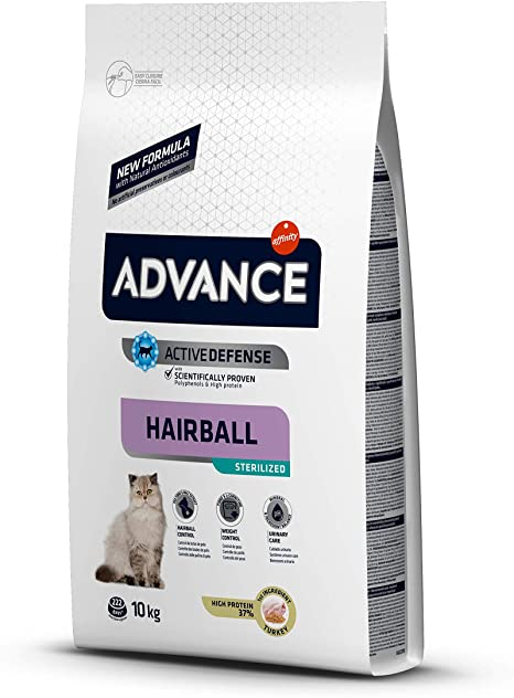 Affinity Advance Gato Hairball Sterilized