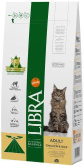 Affinity Libra gato adult pollo y arroz
