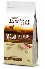 True Instinct Perro Adult Original Pollo y arroz integral