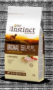 True Instinct Perro Adult Original Pollo y arroz integral