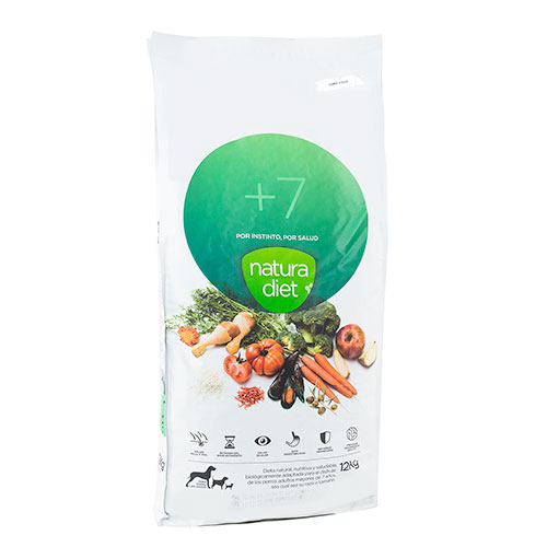 Dingonatura Perro Natura diet Senior +7