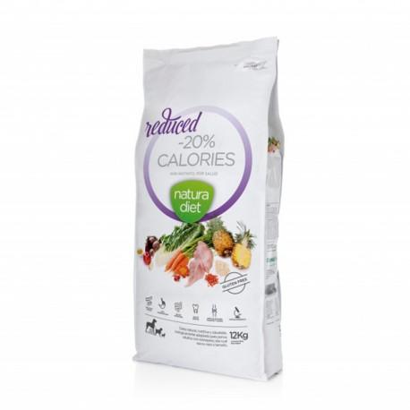 Dingonatura Perro Natura diet Reduced -20% Calories