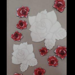 Roses de fusta