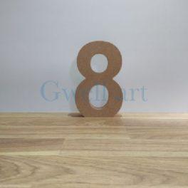 nombre 8