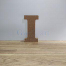 Lletra de fusta I