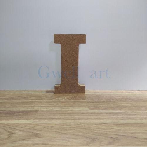 Letra de madera I