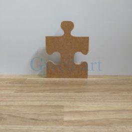 silueta puzle