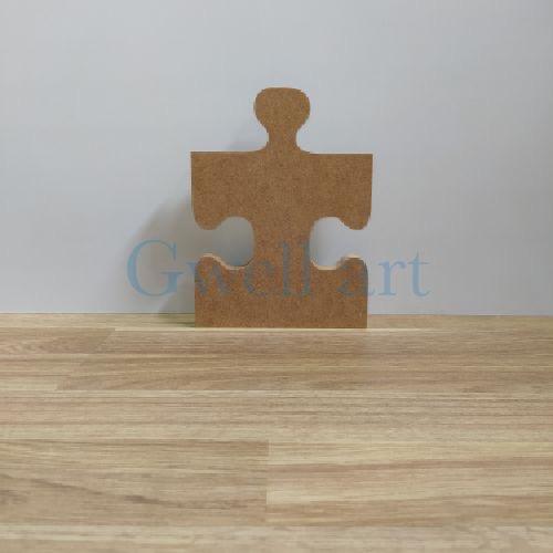 Silueta puzzle