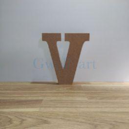 Lletra de fusta V