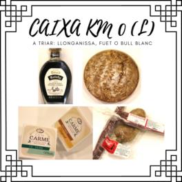 CAIXA KM 0 (L)