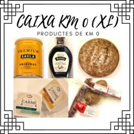 CAIXA KM 0 (XL)
