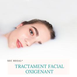 tractament facial oxigen