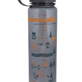 La práctica botella PINGUIN Slim Bottle 1L está fabricada con material resistente Tritan sin BPA nocivo. Es adecuado para hacer senderismo, acampar o viajar. La botella incluye un colador extraíble que facilita beber. El cuello más ancho permite un llenado y una limpieza más fáciles.