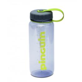 La práctica botella PINGUIN Slim Bottle 650ml está fabricada con material resistente Tritan sin BPA nocivo. Es adecuado para hacer senderismo, acampar o viajar. La botella incluye un colador extraíble que facilita beber. El cuello más ancho permite un llenado y una limpieza más fáciles.